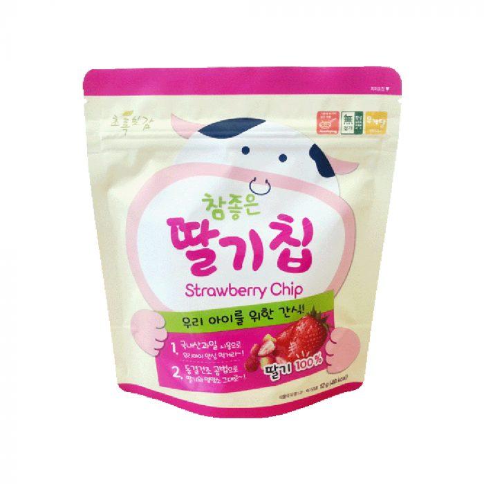 動物園幼兒水果脆片-草莓