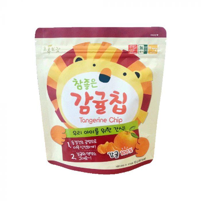 動物園幼兒水果脆片-蜜橘